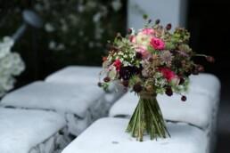 natürlicher, hiesiger Brautstrauss
