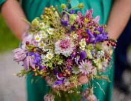 natürlicher Brautstrauss, für Ziviltrauung