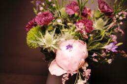 Blumenstrauss mit Pfingstrose