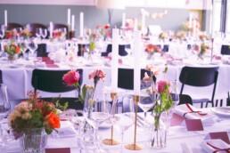 Schöne Hochzeitsdeko
