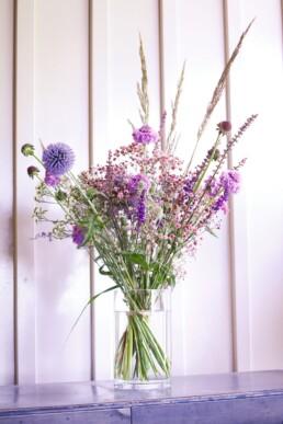 Hiesiger Blumenstrauss