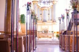 Deko Kirche Stein
